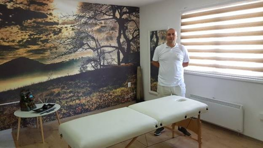 "Foundation opens ""therapeutic massage and chiropractic center Ravne"""