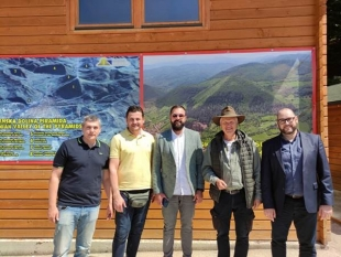 REPRESENTATIVES OF THE SARAJEVO CANTON TOURIST BOARD VISIT THE RAVNA COMPLEX – WE CAME FROM THE NEED FOR COOPERATION