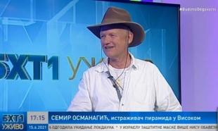 """DR.OSMANAGIĆ GOST EMISIJE """"BHT UŽIVO"""" – VISOKO ĆE ZAUVIJEK PROMIJENITI SVJETSKU HISTORIJU"""